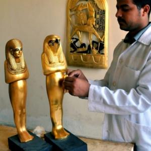 Dans les ateliers du Caire