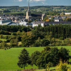 Panorama de St Vith ( photo : East Belgium )