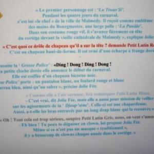 Marie MORAY   Le conte a lire