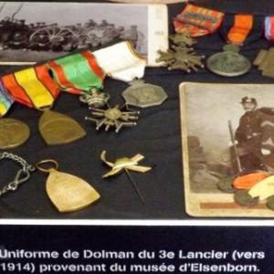 Uniforme de Dolman du 3eme Lancier