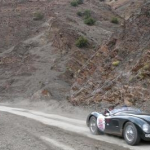 Maroc Classic Jaguar Type C de 1953