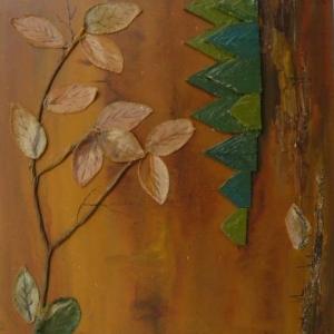 Janine LEMASSON (Aquarelle - peinture sur verre ) 04 / 365 22 47