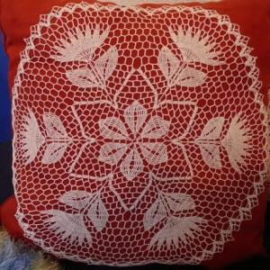 Germaine REMY - BRIFFOZ ( Crochet d'art ) 080. 33 84 38
