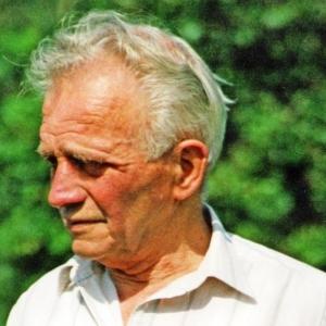 Marcel Jeanpierre, le sourcier