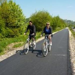 Malmedy et Stavelot      Ce 6 août   «Le Beau Vélo de RAVeL 2011