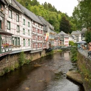 Monschau ( Photo : Tourismusagentur Ostbelgien )