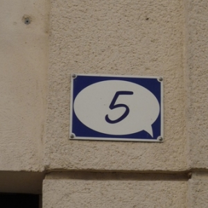 Angouleme: capitale de la B.D.