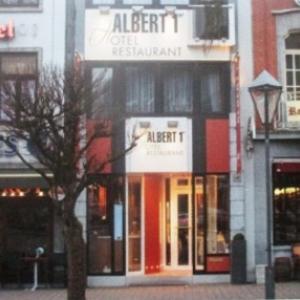 MALMEDY : Hotel  Albert 1er