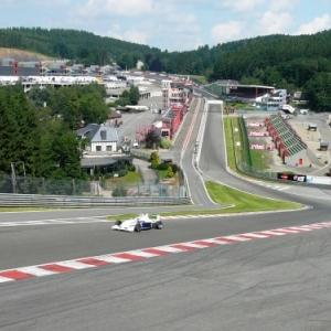 Le plus beau circuit du monde...
