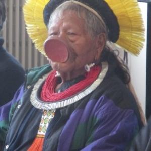 Raoni, 89 ans