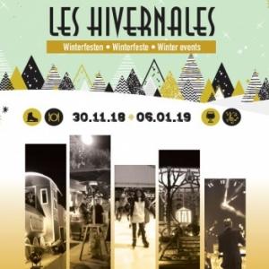 Les  Hivernales  2018  à  Malmedy