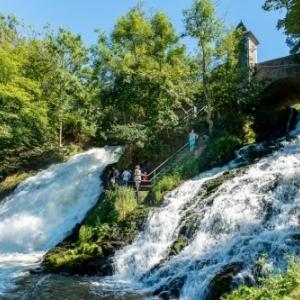La cascade de Coo