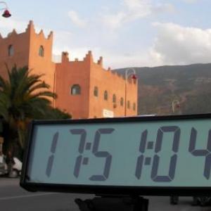 Rally Clock CD 276