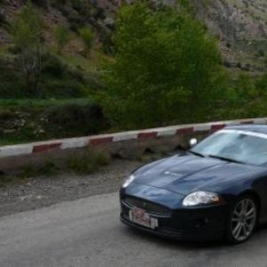 Maroc Prestige   Jaguar XK8  de 2006
