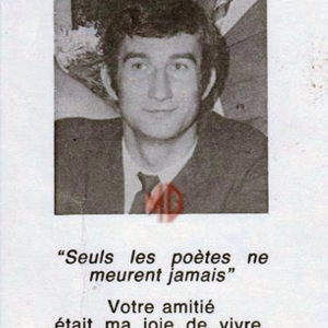 Adieu, Roger !!!