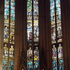 Liege : Cathedrale St Lambert
