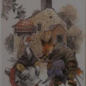 """""""La chapelle de la tombe"""" (Bombaye / Vise )"""