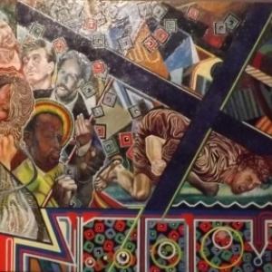 Le chemin de croix d'Andre SIMAR