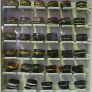 Collection de kepis