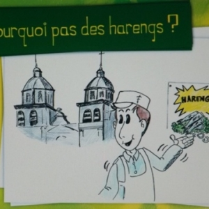 MALMEDY                                                « Pourquoi pas des harengs ? »