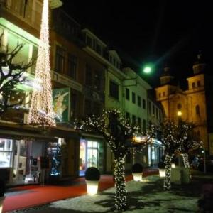 Illuminations du centre - ville