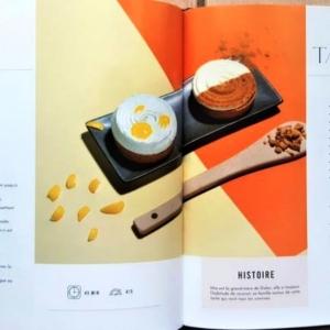Dans ce livre, des recettes bien sûr liées au chocolat, mais beaucoup de pâtisseries également. - © RTBF - Philippe Collette
