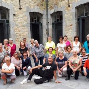 Groupe de danse Topone ( reprise en juin 2021 )