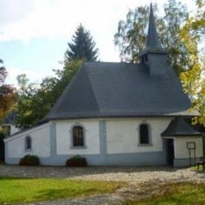 Chapelle des malades : a son origine, au XIIeme siecle, une leproserie
