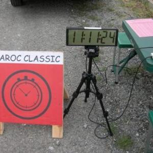 Rally Clock CD 276 + Rally Timing System CD 200 ( par contact )