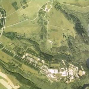 Le site de Vogelsang