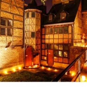 La Nocturne des coteaux de la Citadelle à Liège