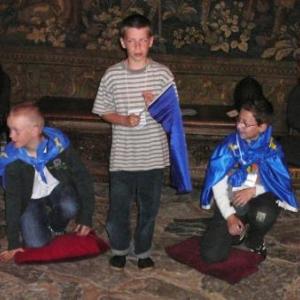 Des Chevaliers europeens