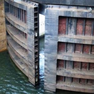 Wallonie Bienvenue : Visite du site de l'Écluse de Lanaye ( Visé ) ce 23 avril