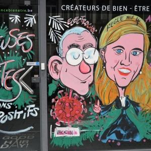 Les caricatures à Malmedy