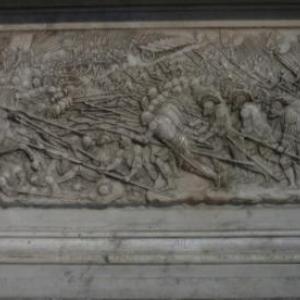 Details d'un gisant