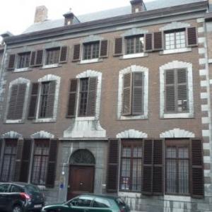 L'ancien Conservatoire ou C. Franck fit ses premieres gammes