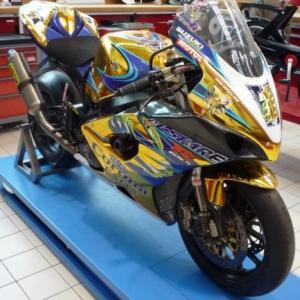 Campus Circuit : L'atelier motos