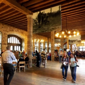 "La cafeteria du musee "" In Flanders Fields """