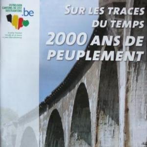 Brochure 6 : Sur les traces du temps / 2000 ans de peuplement