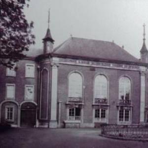 Vue du Waux - Hall