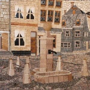 Berto ANTONELLO ( Mosaique ) 080. 33 89 91