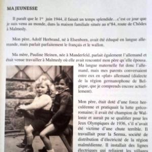 Le tome 64 de Malmedy Folklore