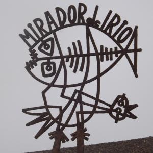 Mirador del Rio ( 1973 ) ( Cesar MANRIQUE )