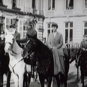 Le Roi Albert 1er et la Reine Elisabeth