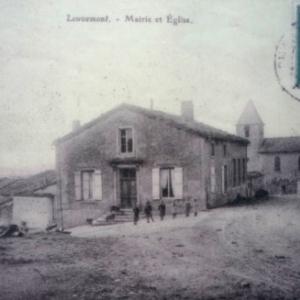 Louvemont avant 1914