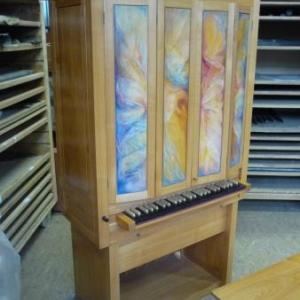 La manufacture d'orgues : une rzealisation de cette manufacture
