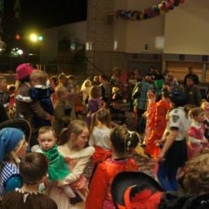 Bal des Enfants du 4eme Jeudi gras 2012