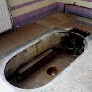 Les installations d'une salle de bain