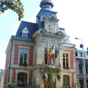 L'Hotel de ville : ( 1901 )
