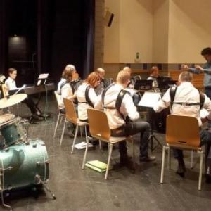 le groupe Accordiola ( Photo Denis DOSQUET )